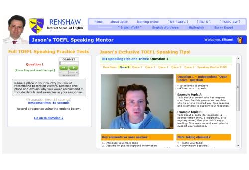 Toefl-speaking-ibt-test-question-video-tutorial