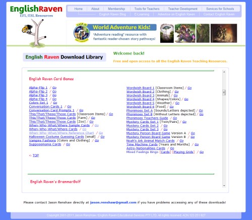 Er-blog-englishraven-access