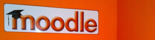 Moodle sign narrow