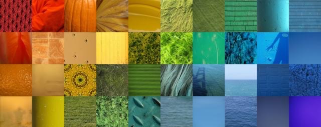 Rainbow-grid-strip