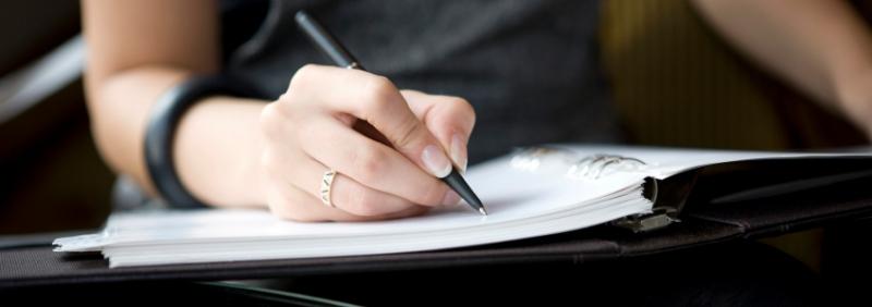 Writing-notebook-blog